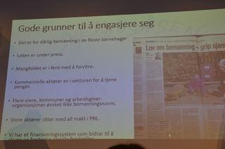 PPT fra Royne Berget: Grunner til å engajere seg