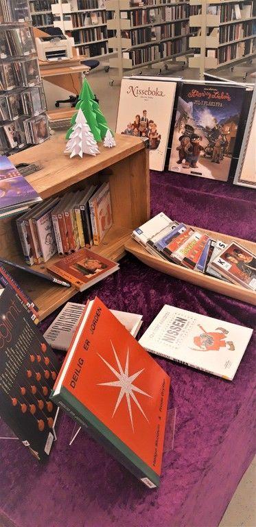 Biblioteket advent