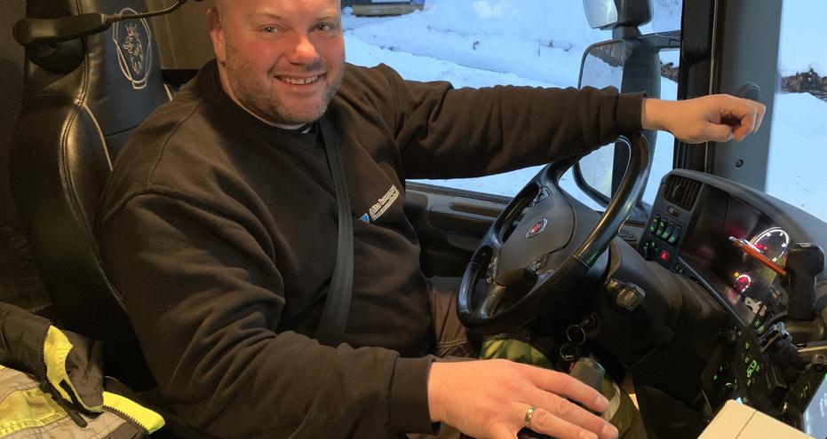 Ronny Møllenes, ansatt i Alta kommune