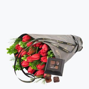 190717_juleblomster_tulipanbukett