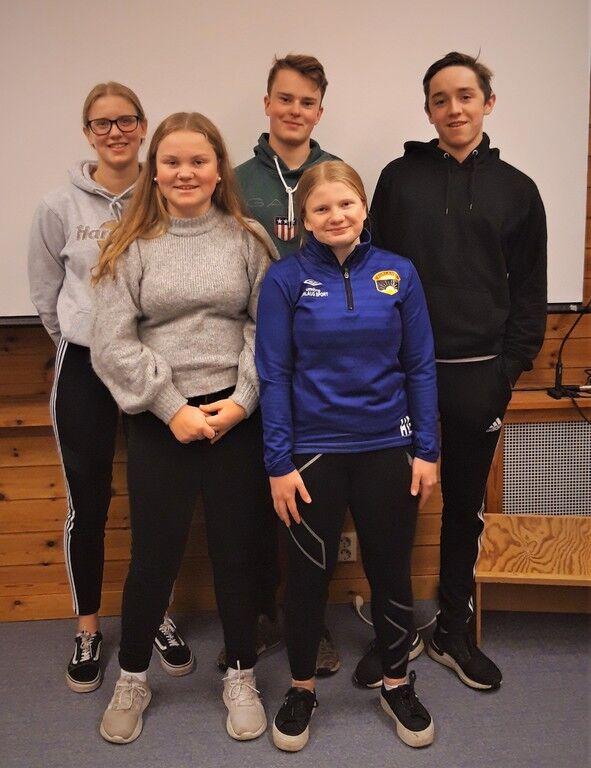 Aurland ungdomsråd 2019-2021