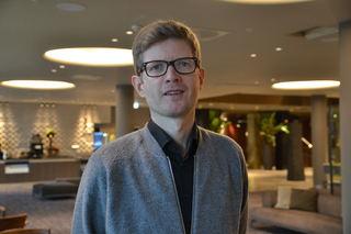 Portrett Einar Olav Larsen (Foto: FUB)