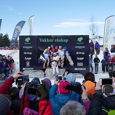 råskap NM på ski Alta 2018