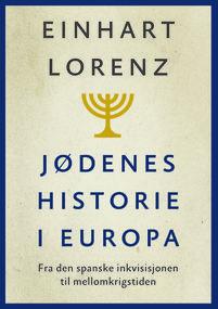 Jødenes historie i Europa_forside