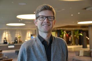 Einar Olav Larsen, FUB-leder