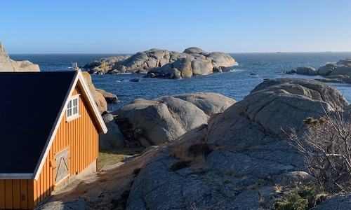Fire av fem som drar på påskeferie, velger Norge Hytteavisen