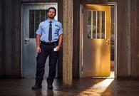 Fengselsbetjent-en