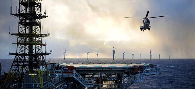 Equinor_Hywind Tampen floating wind farm crop