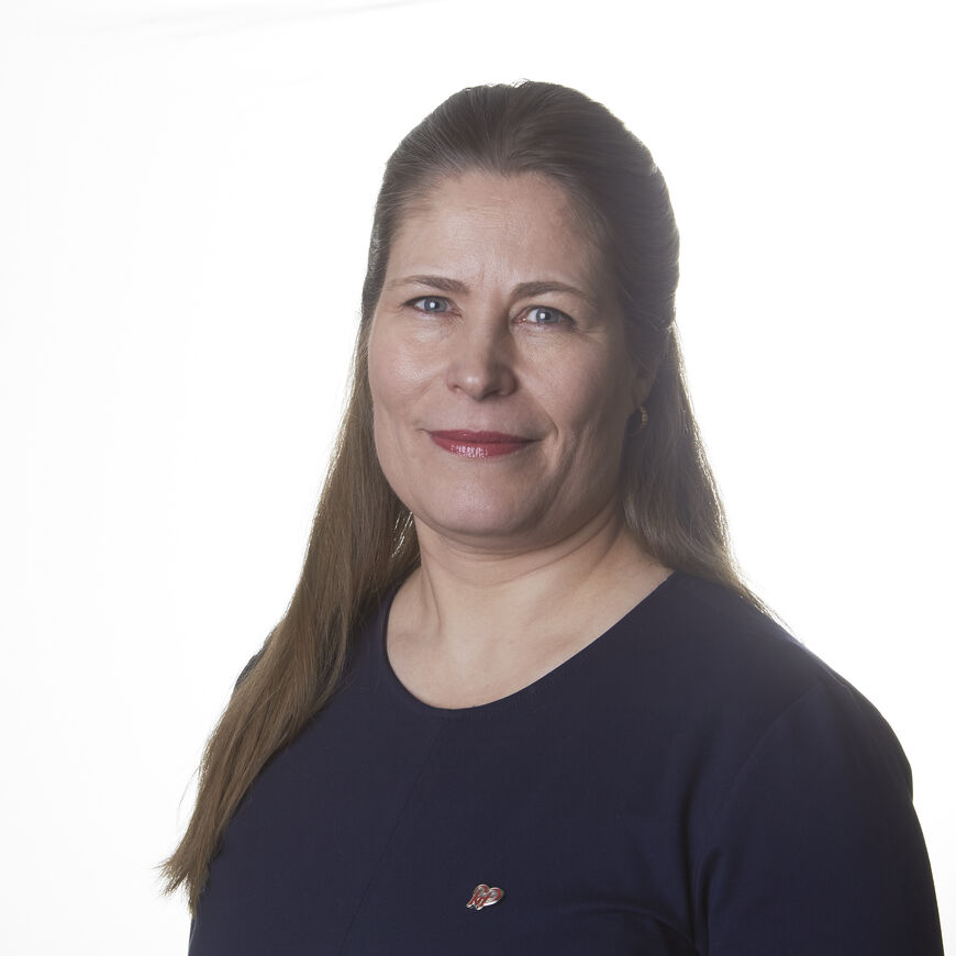 Linda Helén Haukland (KrF), fylkesråd for plan og næring.