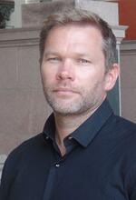 Knut Sørensen. Foto.