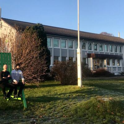 Henting av arkiv fra Radøy kommune har no starta