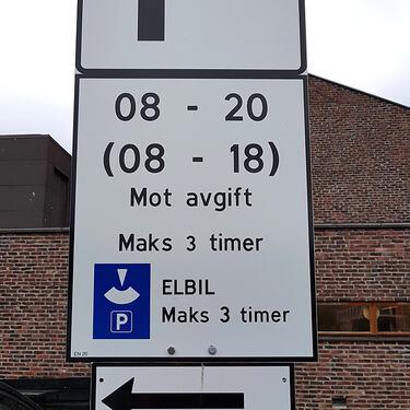 parkeringskilt P6