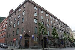 ND-senteret i Bergen