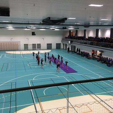 Idrettshall