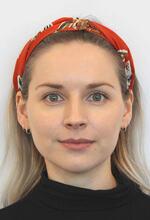 Isabelle Aarvik. Foto.