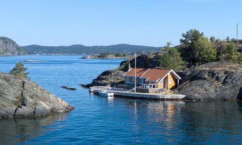 Sjøhytte - Kragerø