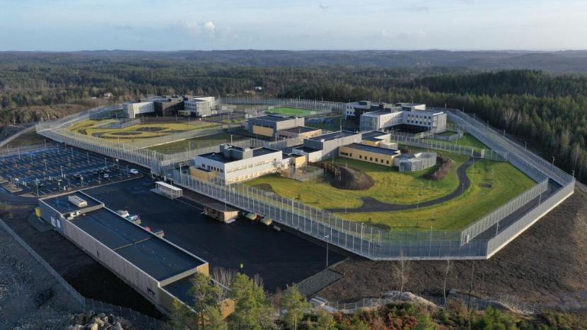 Agder fengsel, Froland avdeling
