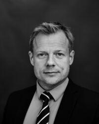 Rune Lykkeberg, chefredaktør på Dagbladet Information
