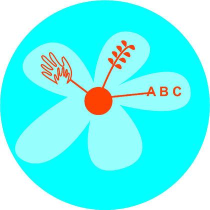 Brønnerud skole SFO emblem