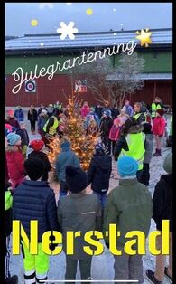Julegrantenning