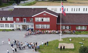 Brønnerud skole 1