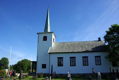 Kroer kirke, foto: Ivar Ola Opheim