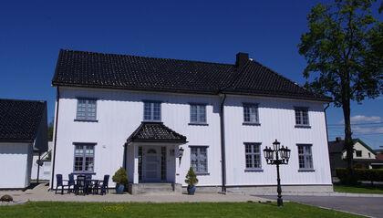 Ås kirkekontor, foto: Ivar Ola Opheim