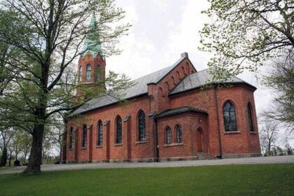 Ås kirke, foto: Ivar Ola Opheim