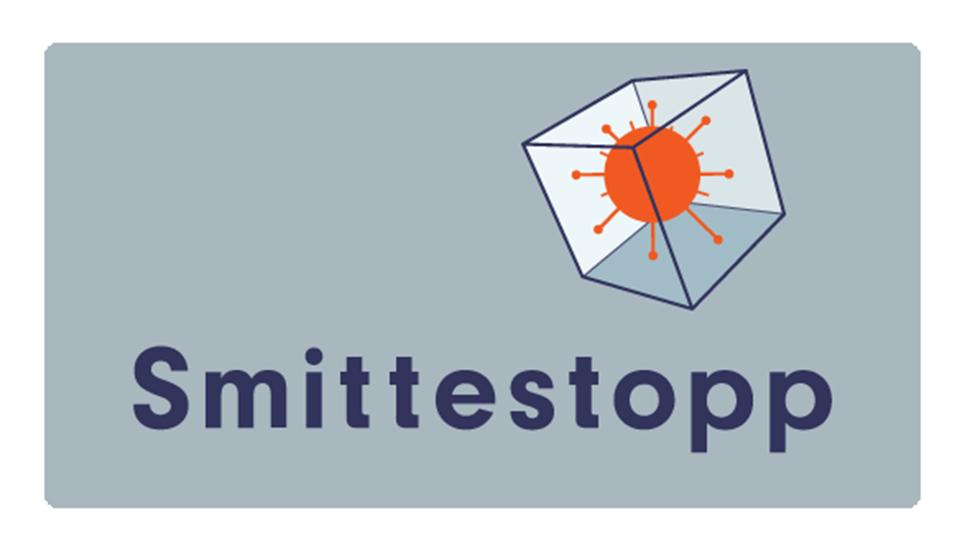 Logo smittestopp-app
