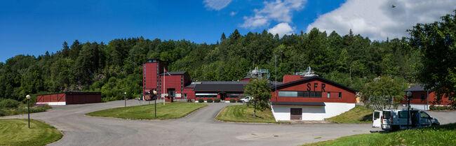 Søndre Follo Renseanlegg. Foto: Andreas Lindhjem