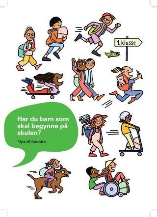 Overgang på nynorsk