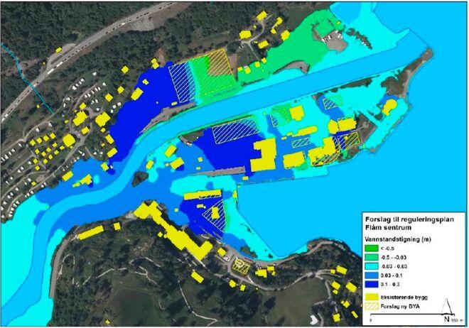 Flaumvurdering områdeplan for Flåm