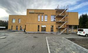 Nordby barnehage fasade mars20
