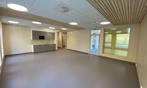 Nordby barnehage interiør avdeling
