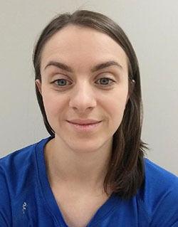 Evie Einvik-Heitmann er Frisklivskoordinator. Hun har utarbeidet verktøy som skal gjøre det enklere å komme i gang med aktivitet.