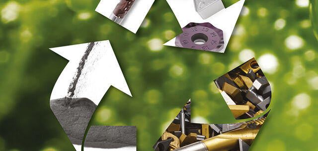 Recycling Seco Tools crop