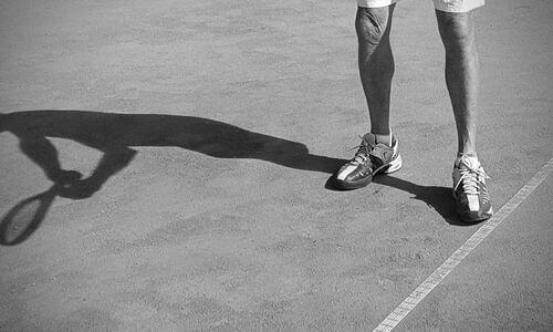 Tennis hytte