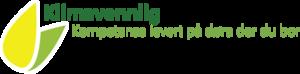 Logo Klimavennlig kompetanse