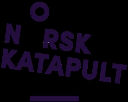 Norsk Katapultsenters logo