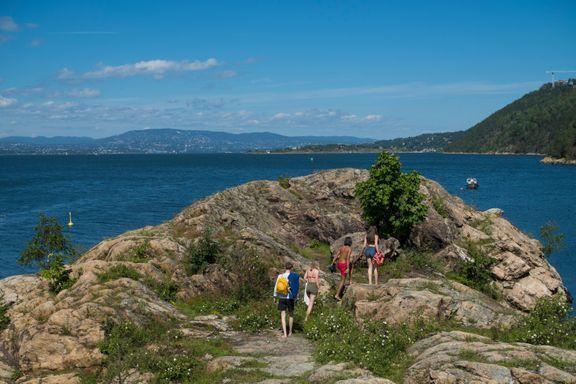 Friluftslivet langs kysten betyr mye for mange av oss, kanskje spesielt nå om sommeren. Foto: Wanda Nordstrøm