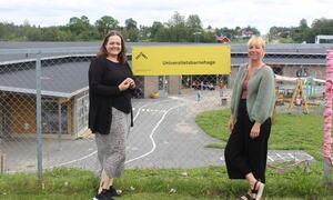 Solbergtunet og Søråsteigen barnehager har inngått partnerskap med OsloMet, og er i perioden 01.08.2019-31.07.2023 være to av ti Universitetsbarnehager i Osloregionen.