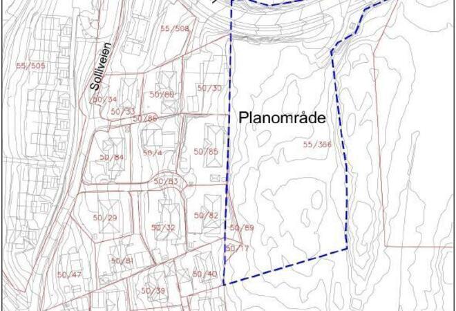 R-322 planområde Dyster Eldor barnehage