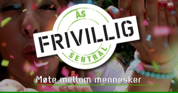 Logo Ås frivilligsentral