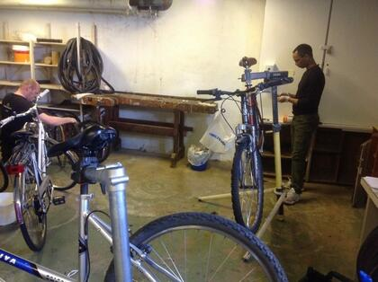 Sykkelreparasjonskurs2
