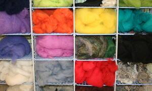 Ull i farger