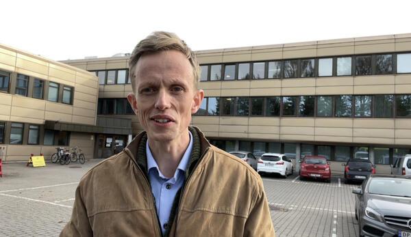 Ådne Dæhlin er kommuneoverlege i Ås kommune