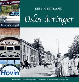 Oslos årringer_forside