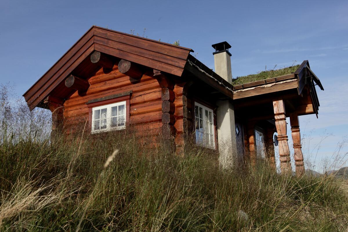 Voldsom etterspørsel etter brukte hytter under pandemien.