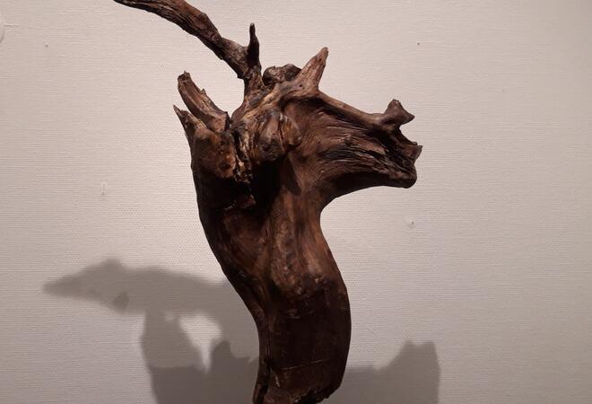 Hjort, kunst