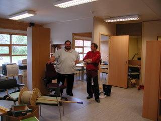 oppussing 2 Odd Arne og Jan Kåre